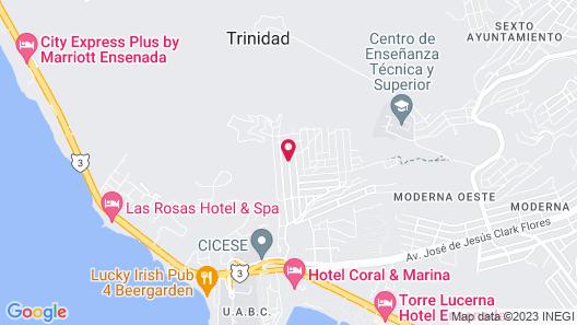 Casa Flores & Flores Map