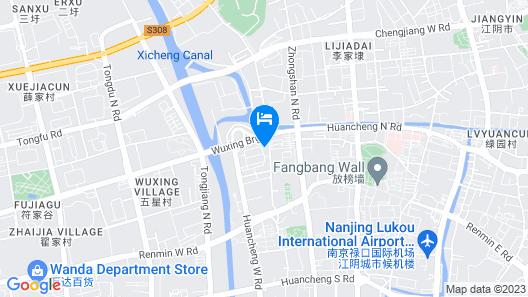 Jiangyin Fasten Hotel Map