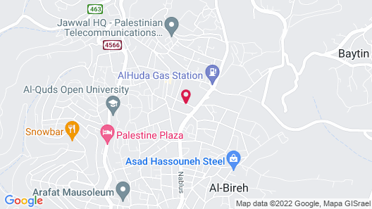 Signature Suite -Al Zahra Towers- Map