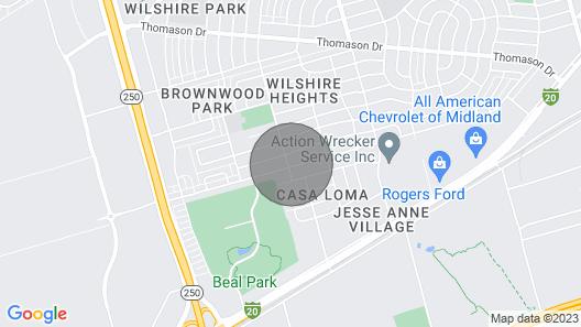 West Midland/beal Park - 3 Bed, 2 Bath, 2 car Garage Home Map