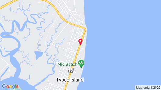 The Gardens at Beachside Colony Map