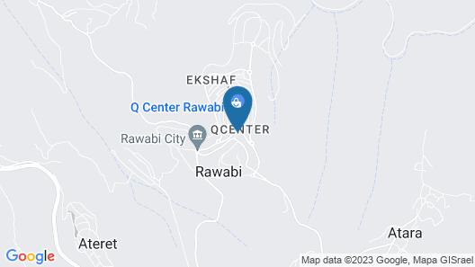 Rawabi Apartment Map