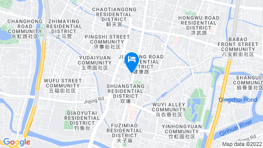 Thank You Hotel Map