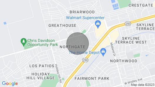 3/2/2 off N Loop 250 and Midland Dr.   Map
