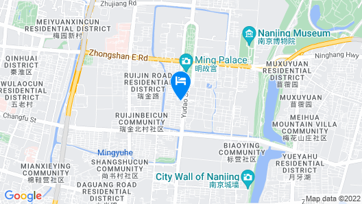 Yuyuan Hotel Map