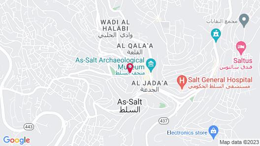 Beit Aziz Boutique Hotel Map