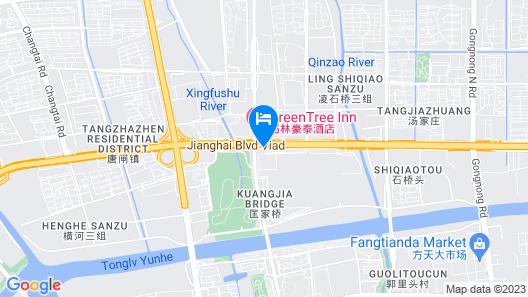 Nantong Novlion Hotel Map