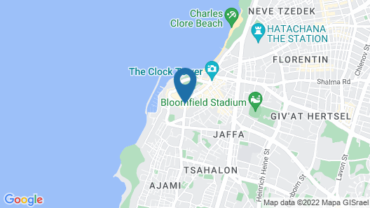 The Jaffa, A Luxury Collection Hotel, Tel Aviv Map