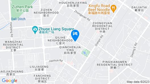 Jinlicheng Business Hotel Map