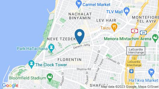 Oliver Map