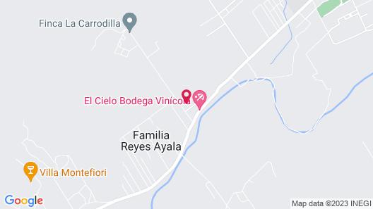 El Cielo Winery and Resort, By Karisma Map