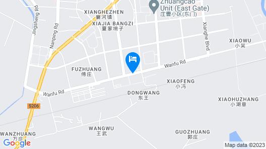 Ruixiang New Century Hotel Map