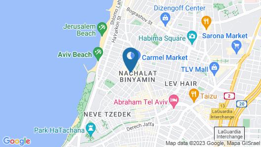 CTLV Rambam Residence Map