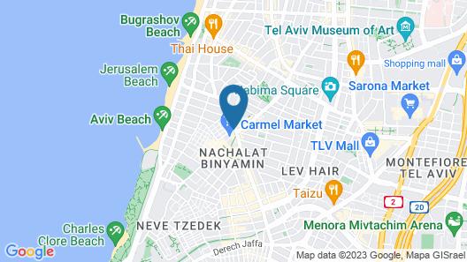 TLV Urban Life Style Map