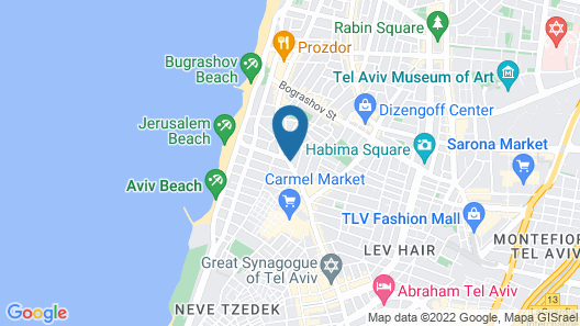 House No. 29 & 52 - By TLV2GO Map