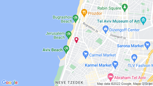 Jonah - By TLV2GO Map