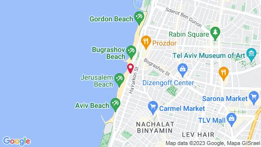 Sea Executive Suites Map