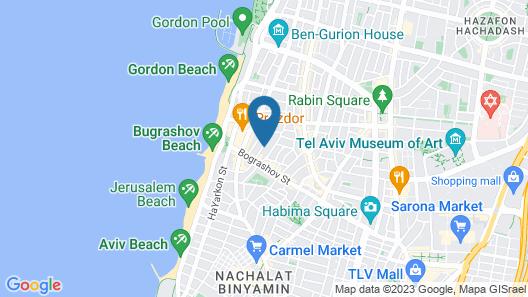 Emilia TLV Map