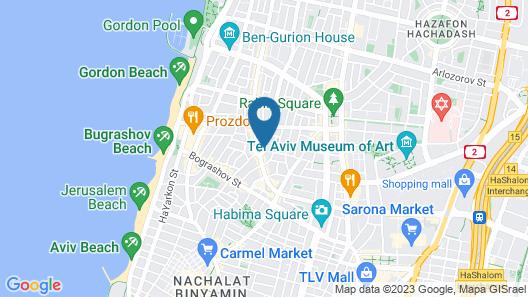 Cinema - an Atlas Boutique Hotel Map