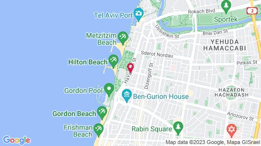 Melody - an Atlas Boutique Hotel Map