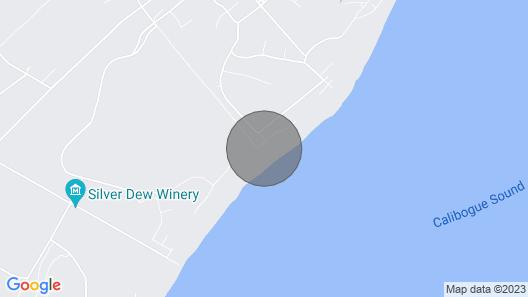 Landmark Beachfront House Map