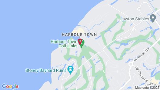Marriott's Harbour Club Map