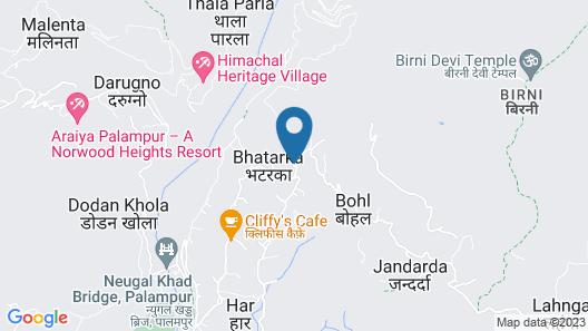 Hotel Shilpi Shavala Map