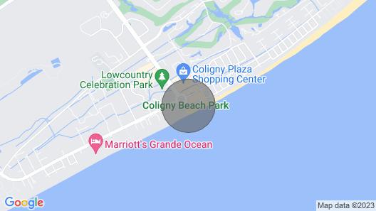 Breakers 302 Map