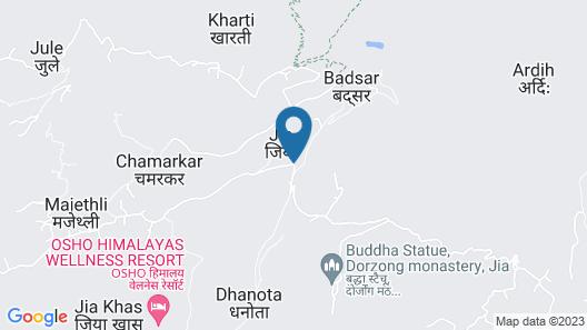 The Citadel Resorts, Jiya Map