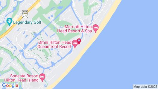 Omni Hilton Head Oceanfront Resort Map