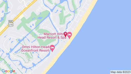Marriott Hilton Head Resort & Spa Map
