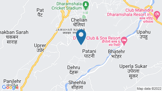Dev Bhoomi Farms & Cottages Map