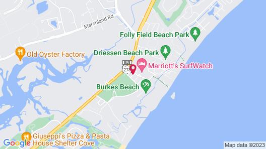 Marriott's SurfWatch Map