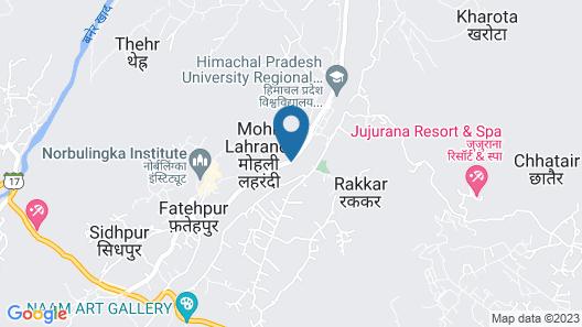 Sterling Dharamshala Map