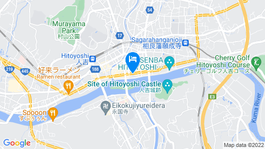 Hitoyoshi Mori no Hall Lady's Inn – Caters to Women Map