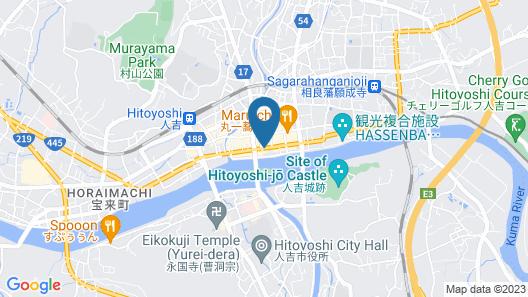 Hotel & Ryokan Ayunosato Map