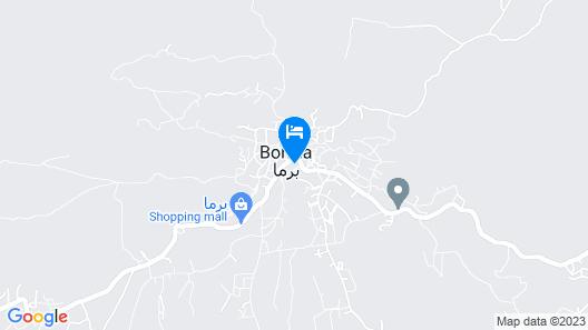 Villa Naya Branch 3 Santorini Map