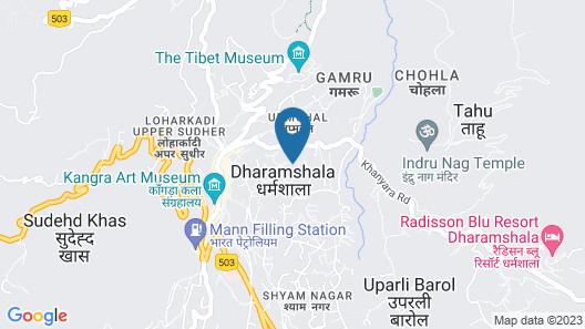 OYO 16652 Home Spacious 2BHK Villa Ram Nagar Map