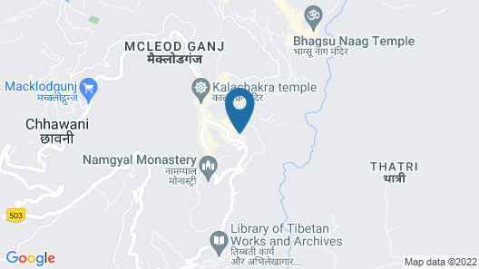 OYO 29263 Siddharth Guest House Map