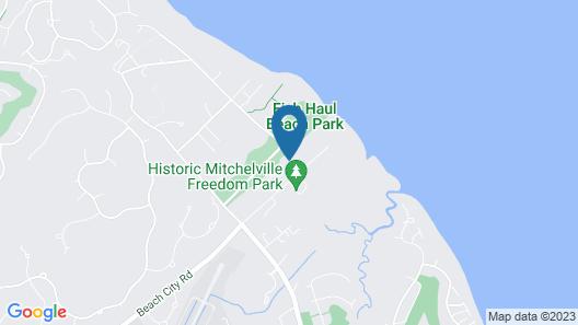 Exceptional Vacation In Hilton Head 1 Bedroom Condo Map
