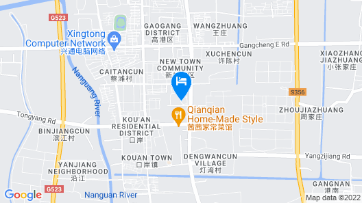 Pujing Hotel Map