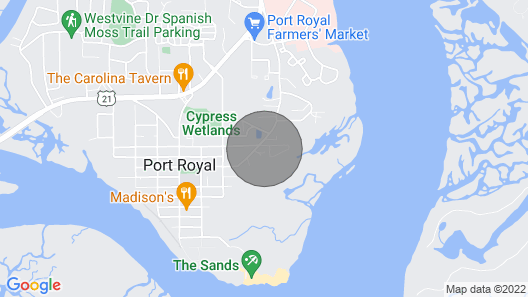 16th and Paradise - 1 Mile From Sands Beach - Free Wifi! Map
