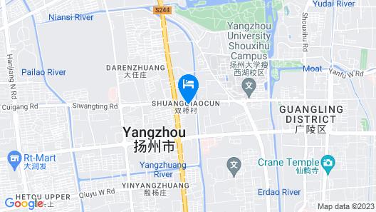 Baifenghui Business Hotel Map