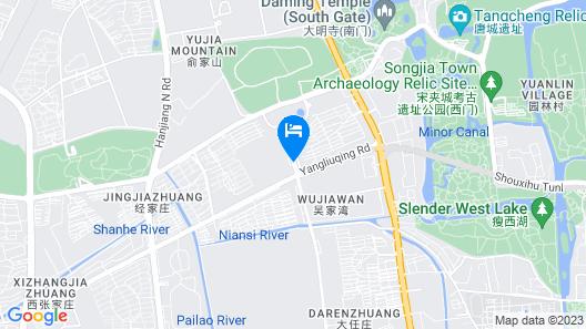 Yang Peng Jin Jiang Hotel Map