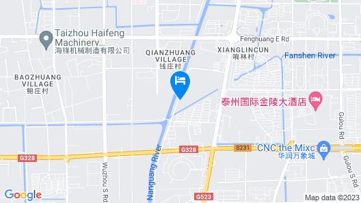Metropolo Taizhou Wanda Square Map