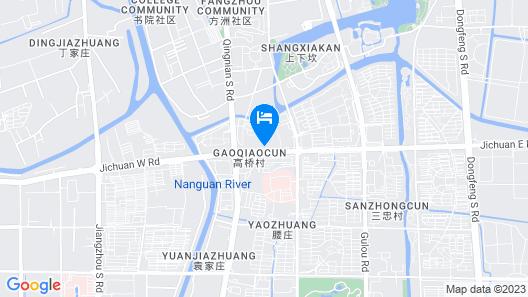 Wanda Realm Taizhou Map