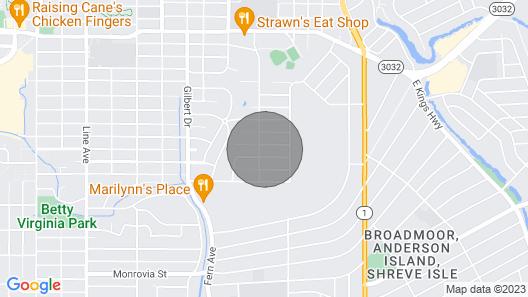 The Relaxing Spot. Map