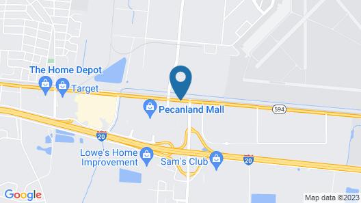 Residence Inn by Marriott Monroe Map