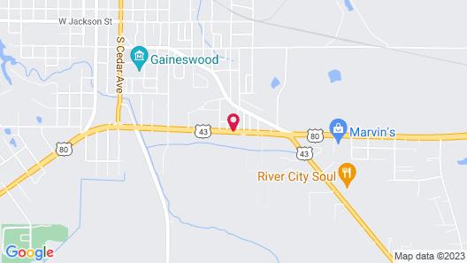 Days Inn by Wyndham Demopolis Map