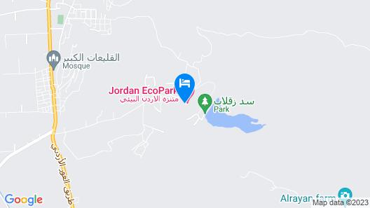 Sharhabil Bin Hasnah Ecopark Map